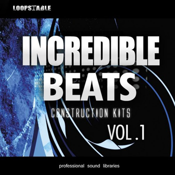 Сэмплы Loopstable Incredible Beats Vol.1