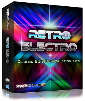 Сэмплы Smash Up The Studio Retro Electro