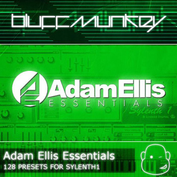 Пресеты Bluffmunkey Adam Ellis Sylenth1 Essentials Vol.1