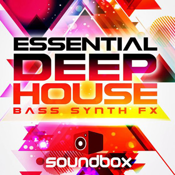 Сэмплы Soundbox Deep House Bass Synths and FX