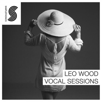 Сэмплы вокала Samplephonics Leo Wood Vocals