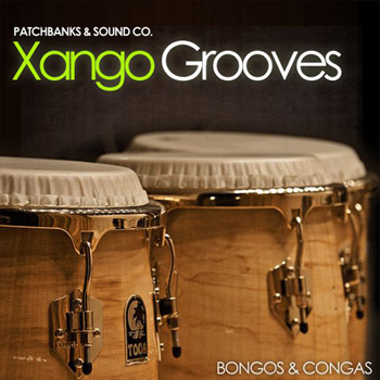 Сэмплы перкуссии Patchbanks and Sound Co Xango Groove