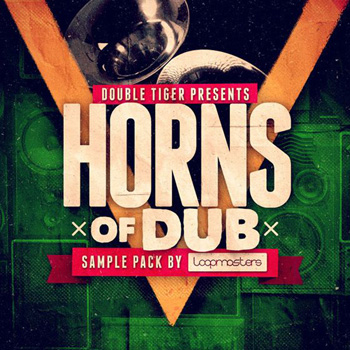 Сэмплы Loopmasters Double Tiger Horns Of Dub