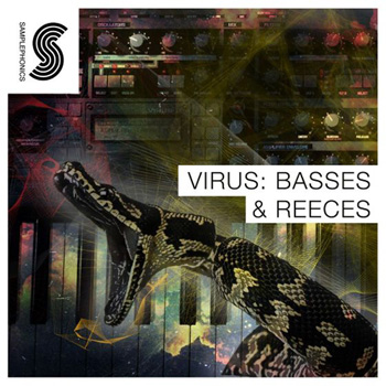 Сэмплы Samplephonics Virus: Bass and Reeces