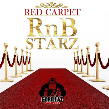 Сэмплы Gorillaz Samplez Red Carpet RnB Starz