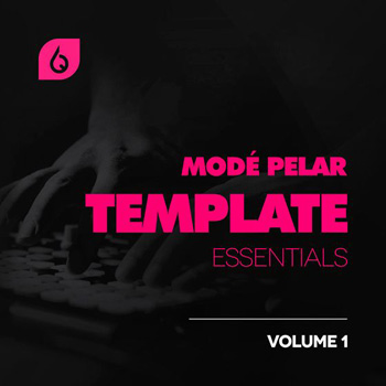 Проект Freshly Squeezed Samples Mode Pelar Template Essentials Vol.1