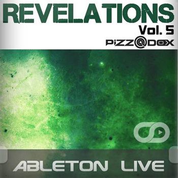 Проект MyLoops Revelations Vol.5 Pizzadox Ableton Live Template