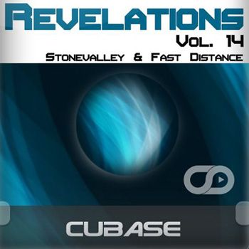 Проект Myloops Revelations Volume 14 Stonevalley and Fast Distance Cubase Template
