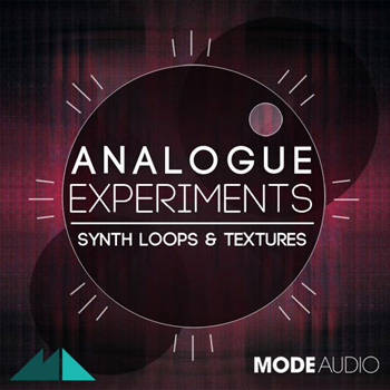 Сэмплы ModeAudio Analogue Experiments Synth Loops and Textures
