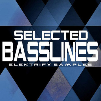 Сэмплы Elektrify Samples Selected Basslines