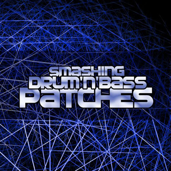 Пресеты Pulsed Records Smashing Drum and Bass Patches For Sylenth