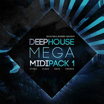 MIDI файлы Delectable Records Deep House Mega MIDI Pack 1
