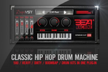 DopeVST Beat Machine v1.0 x86 x64