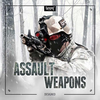 Звуковые эффекты - Boom Library Assault Weapons Bundle