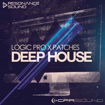 Пресеты Resonance Sound CFA Sound Logic Pro X Deep House Patches