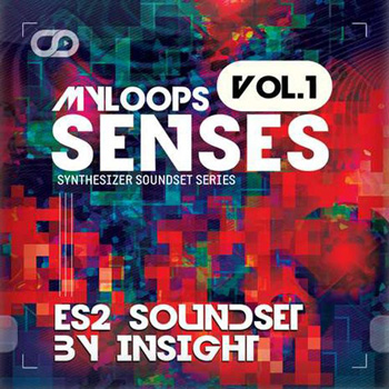 Пресеты MyLoops Senses Vol.1 ES2 Soundset by Insight