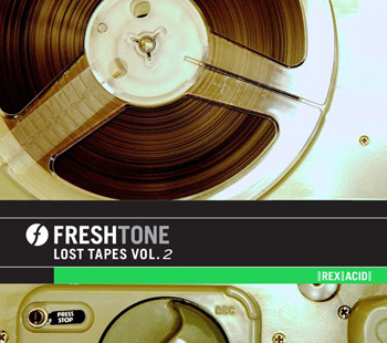 Сэмплы Freshtone Lost Tapes Vol.2