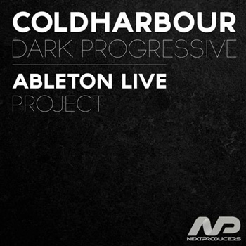 Проект NextProducers Dark Progressive Trance Ableton Template