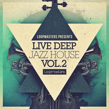 Сэмплы Loopmasters Live Deep Jazz House Vol.2