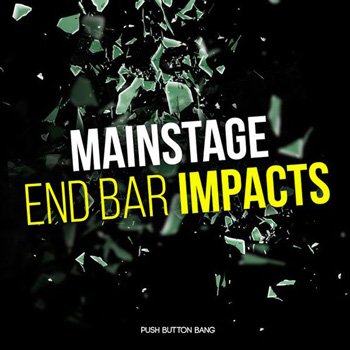 Сэмплы Push Button Bang Mainstage End Bar Impacts