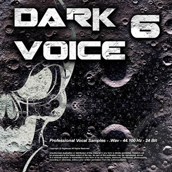Сэмплы вокала Giga Loops Dark Voice 6