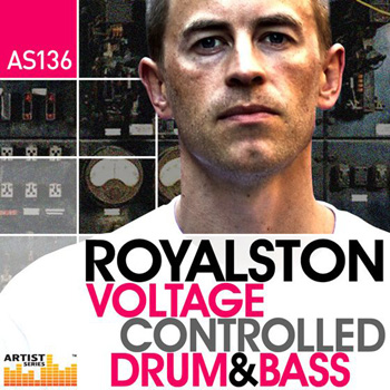 Сэмплы Loopmasters Royalston Voltage Controlled Drum and Bass