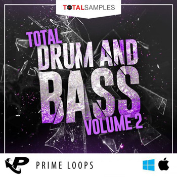 Сэмплы Total Samples Total Drum Bass Vol.2