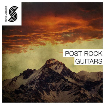 Сэмплы Samplephonics Post Rock Guitars