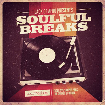 Сэмплы Loopmasters Lack Of Afro Soulful Breaks