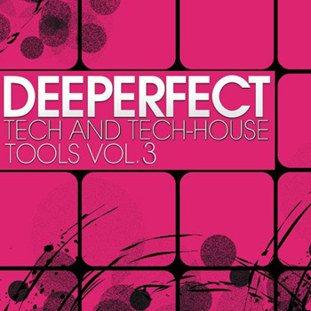 Сэмплы Deeperfect Records Deeperfect Tech and Tech House Tools Vol.3