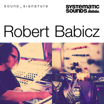 Сэмплы Systematic Sounds Robert Babicz Sound Signature
