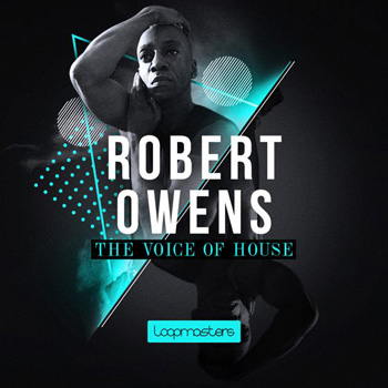 Сэмплы вокала - Loopmasters Robert Owens The Voice Of House Music