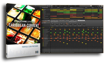 Native Instruments Maschine Expansion Carribean Current v1.0.0 (Maschine 2)