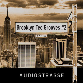 Сэмплы Audio Strasse Brooklyn Tec Grooves 2