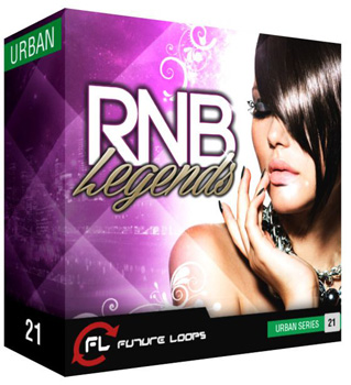 Сэмплы Future Loops RnB Legends