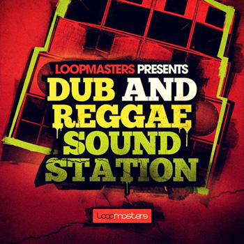 Сэмплы Loopmasters Dub and Reggae Sound Station