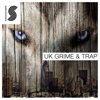 Сэмплы Samplephonics UK Grime and Trap
