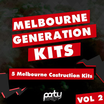 Сэмплы Party Design Melbourne Generation Kits Vol.2