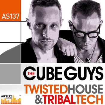 Сэмплы Loopmasters The Cube Guys Twisted House and Tribal Tech