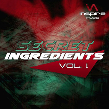 Сэмплы Inspire Audio Secret Ingredients Vol.1