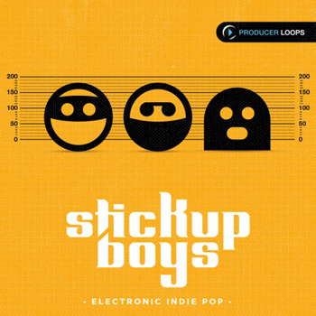 Сэмплы Producer Loops Stick Up Boys Electronic Indie Pop Vol.1