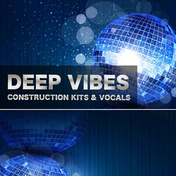 Сэмплы Pulsed Records Deep Vibes Construction Kits and Vocals