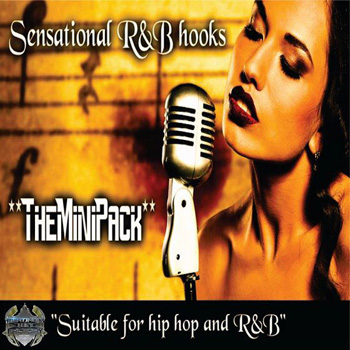 Сэмплы вокала Platinum Hit Factory Sensational R and B Hooks The Mini Pack