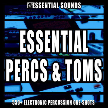 Сэмплы Essential Sounds Essential Percs and Toms