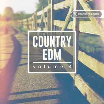 Сэмплы Producer Loops Country EDM Vol.4