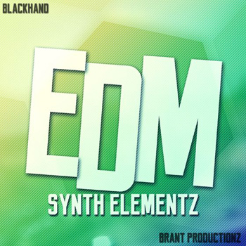 Сэмплы Black Hand Loops EDM Synth Elementz