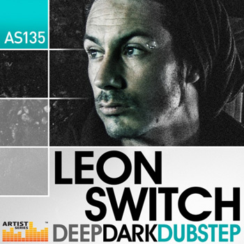 Сэмплы Loopmasters Leon Switch Deep Dark Dubstep