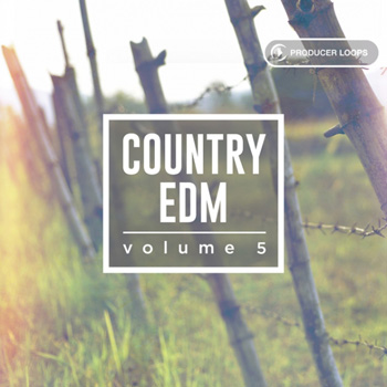 Сэмплы Producer Loops Country EDM Vol.5