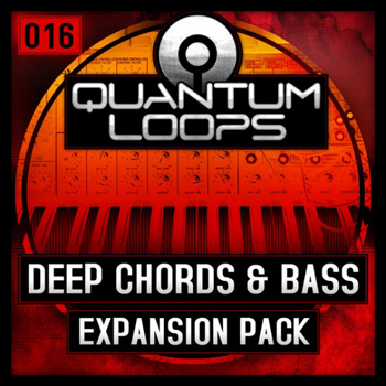 Сэмплы Quantum Loops Deep Chords and Bass