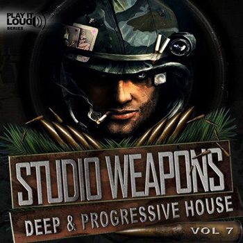 Сэмплы Shockwave Play It Loud SW7 Deep Progressive House